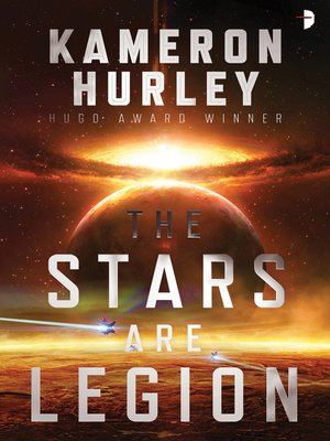 cover image of The Stars Are Legion
