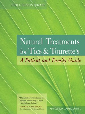 cover image of Natural Treatments for Tics and Tourette's