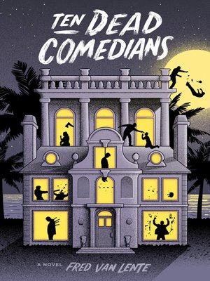 cover image of Ten Dead Comedians