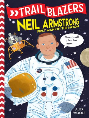 cover image of Neil Armstrong: First Man on the Moon