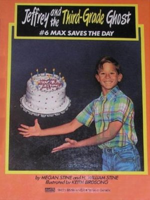 cover image of Max Saves the Day