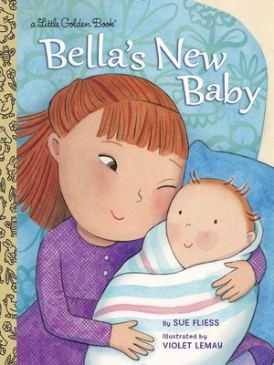 cover image of Bella's New Baby