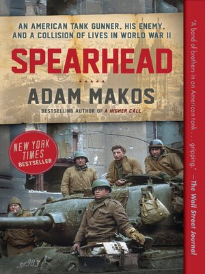 cover image of Spearhead