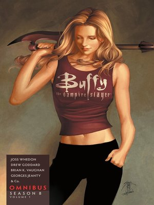 cover image of Buffy the Vampire Slayer Season 8 Omnibus Volume 1