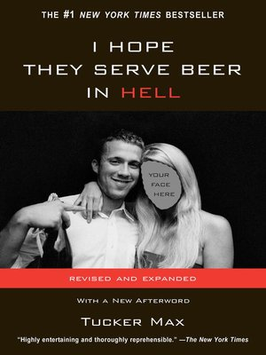 cover image of I Hope They Serve Beer in Hell