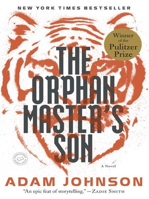 cover image of The Orphan Master's Son