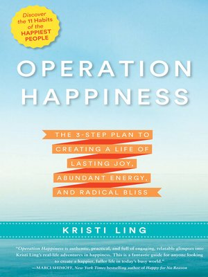 cover image of Operation Happiness