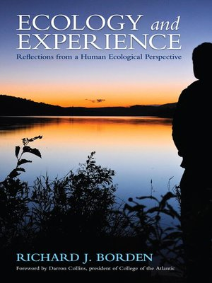 cover image of Ecology and Experience