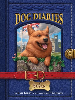 cover image of Dog Diaries #12