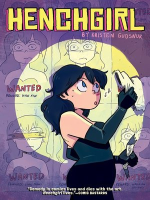 cover image of Henchgirl