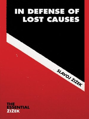 cover image of In Defense of Lost Causes
