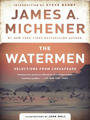 cover image of The Watermen
