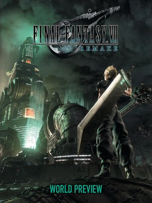 cover image of Final Fantasy VII Remake
