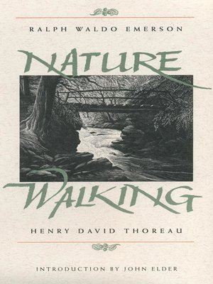 cover image of Nature and Walking