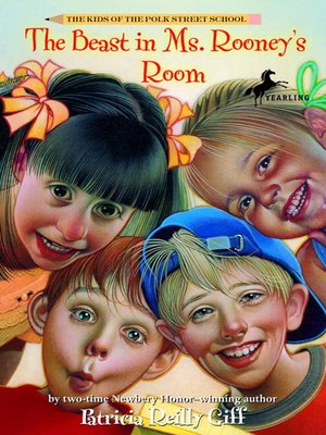 cover image of The Beast in Ms. Rooney's Room