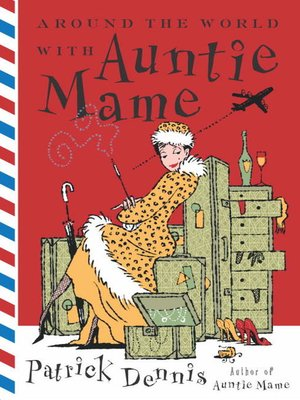 cover image of Around the World With Auntie Mame