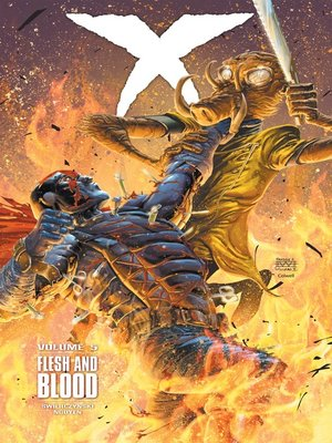cover image of X, Volume 5