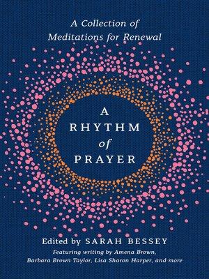 cover image of A Rhythm of Prayer