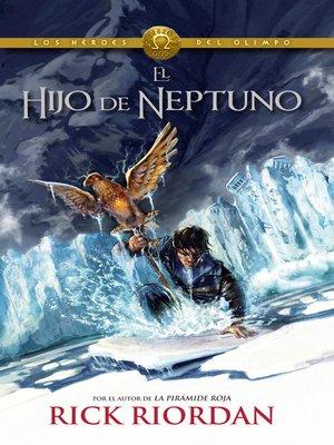 cover image of El hijo de Neptuno