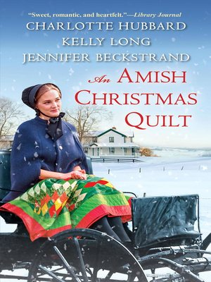cover image of An Amish Christmas Quilt