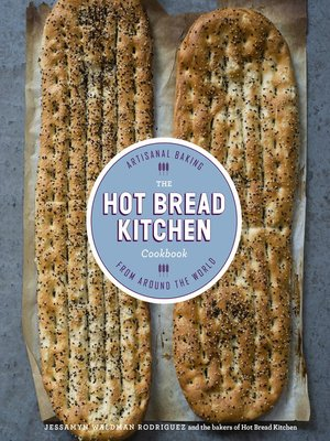cover image of The Hot Bread Kitchen Cookbook