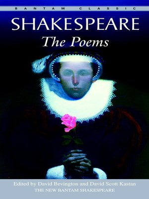 cover image of The Poems