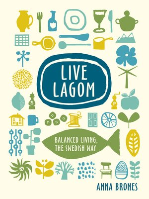 cover image of Live Lagom