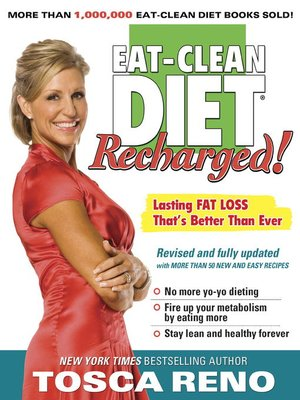 cover image of The EAT-CLEAN DIET Recharged!