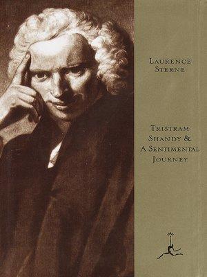 cover image of Tristram Shandy & A Sentimental Journey