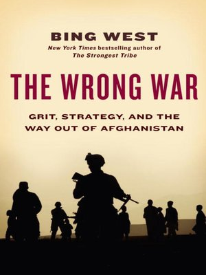 cover image of The Wrong War