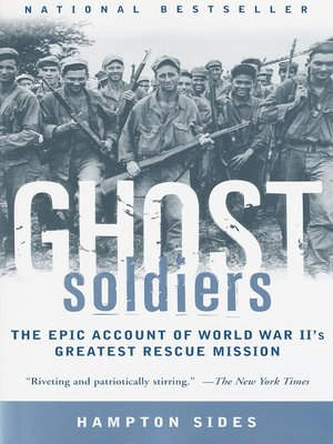 cover image of Ghost Soldiers