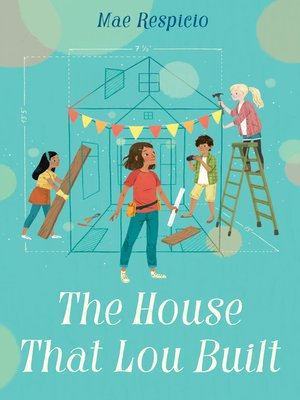 cover image of The House That Lou Built