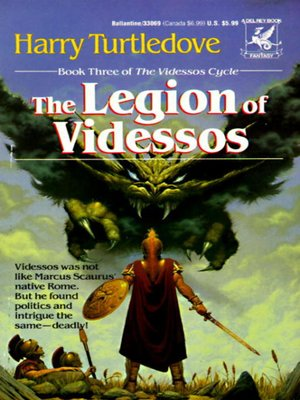 cover image of The Legion of Videssos