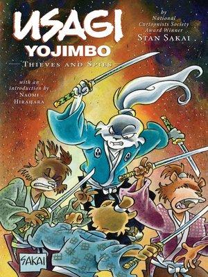cover image of Usagi Yojimbo (1987), Volume 30