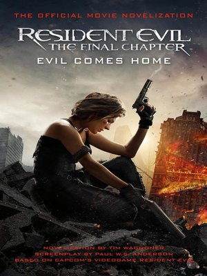 cover image of Resident Evil