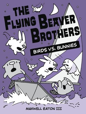 cover image of The Flying Beaver Brothers