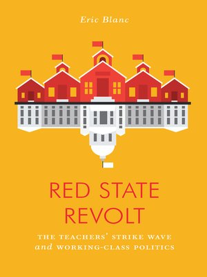 cover image of Red State Revolt