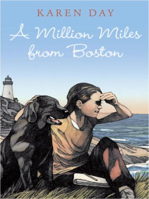 cover image of A Million Miles from Boston