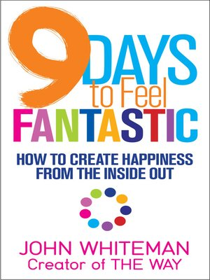 cover image of 9 Days to Feel Fantastic