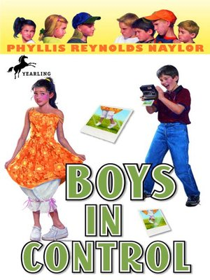 cover image of Boys in Control