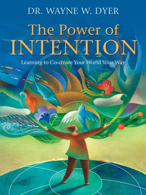 cover image of The Power of Intention, Gift Edition