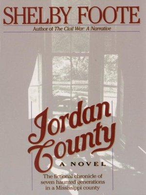 cover image of Jordan County