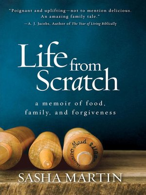 cover image of Life from Scratch