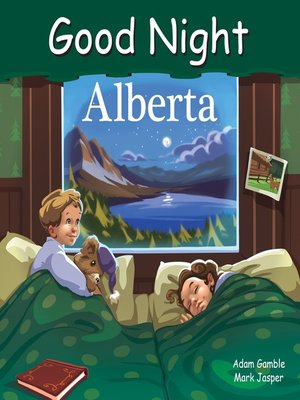 cover image of Good Night Alberta