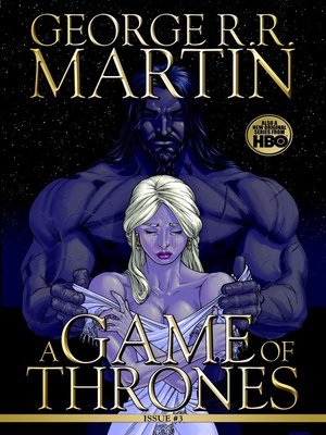cover image of A Game of Thrones: Comic Book, Issue 3