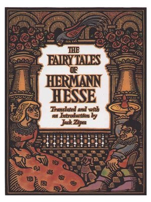 cover image of The Fairy Tales of Hermann Hesse