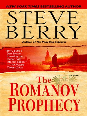 cover image of The Romanov Prophecy