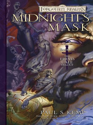 cover image of Midnight's Mask