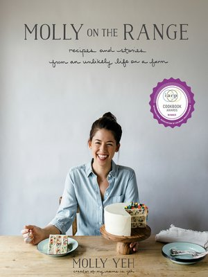 cover image of Molly on the Range