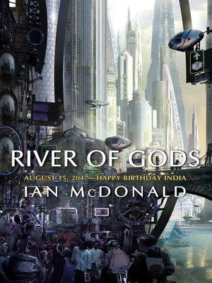 cover image of River of Gods